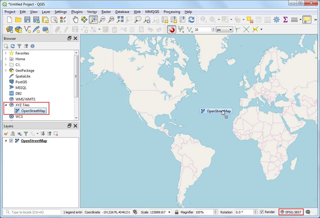 Georeferencing Aerial Imagery — QGIS Tutorials and Tips